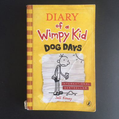 Jeff Kinney - Diary of a Wimpy Kid: Dog Days