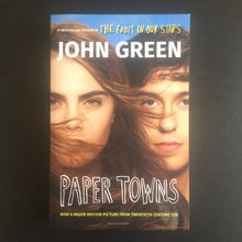 Load image into Gallery viewer, John Green - Paper Towns