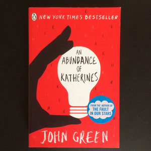 John Green - An Abundance of Katherines