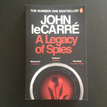 Load image into Gallery viewer, John Le Carré - A Legacy of Spies