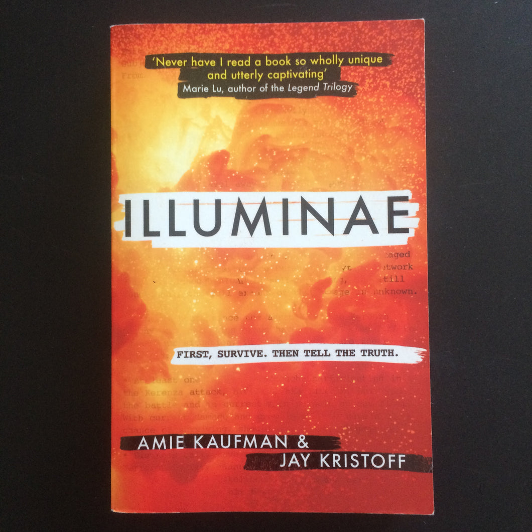 Amie Kaufman and Jay Kristoff - Illuminae