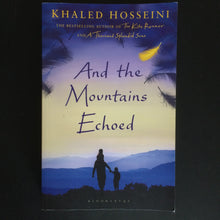Load image into Gallery viewer, Khaled Hosseini - And the Mountains Echoed