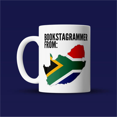 Bookstagrammer from South Africa 1 - Bookish Mug