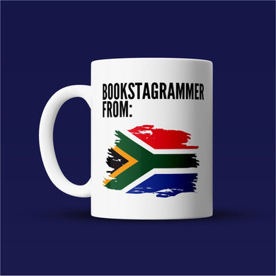 Bookstagrammer from South Africa 2 - Bookish Mug