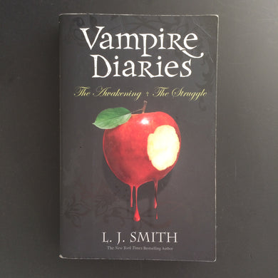 L.J. Smith - Vampire Diaries Series (4 Books)