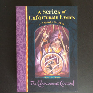 Lemony Snicket - A Series of Unfortunate Events 9
