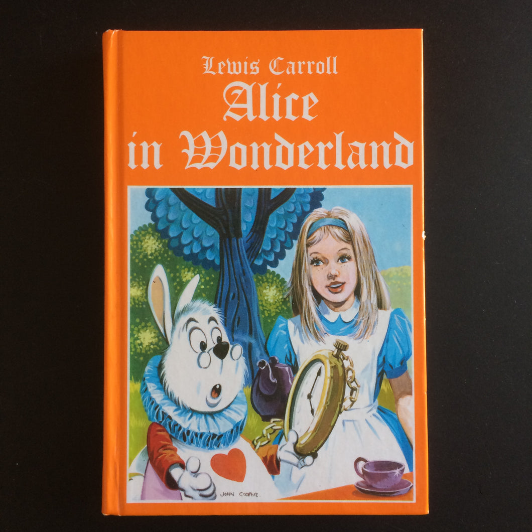 Lewis Carroll - Alice in Wonderland