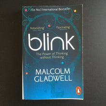 Load image into Gallery viewer, Malcolm Gladwell - Blink