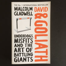 Load image into Gallery viewer, Malcolm Gladwell - David and Goliath