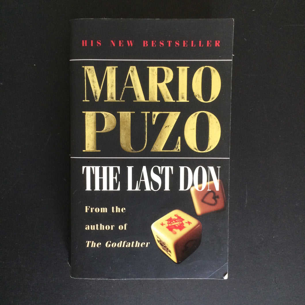 Mario Puzo - The Last Don