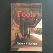 Load image into Gallery viewer, Njabulo S Ndebele - Fools and Other Stories