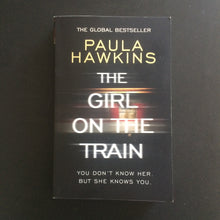 Load image into Gallery viewer, Paula Hawkins	- The Girl on the Train