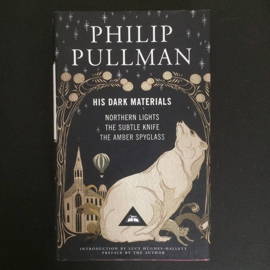 Philip Pullman - His Dark Materials Trilogy
