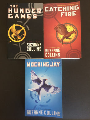Suzanne Collins - The Hunger Games Trilogy