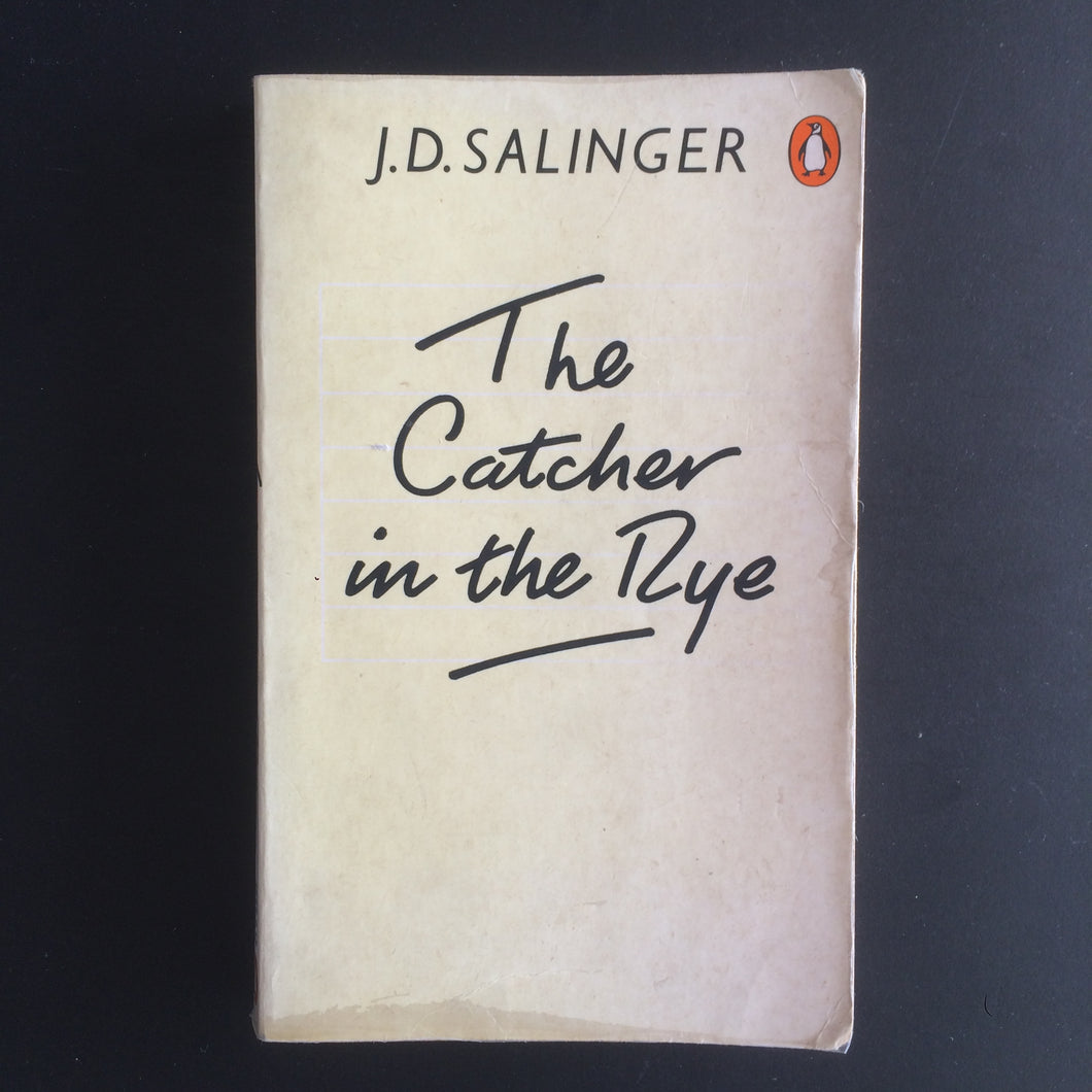 J.D. Salinger - The Catcher in the Rye