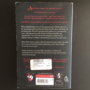 Stephenie Meyer - Twilight Saga (3 books)
