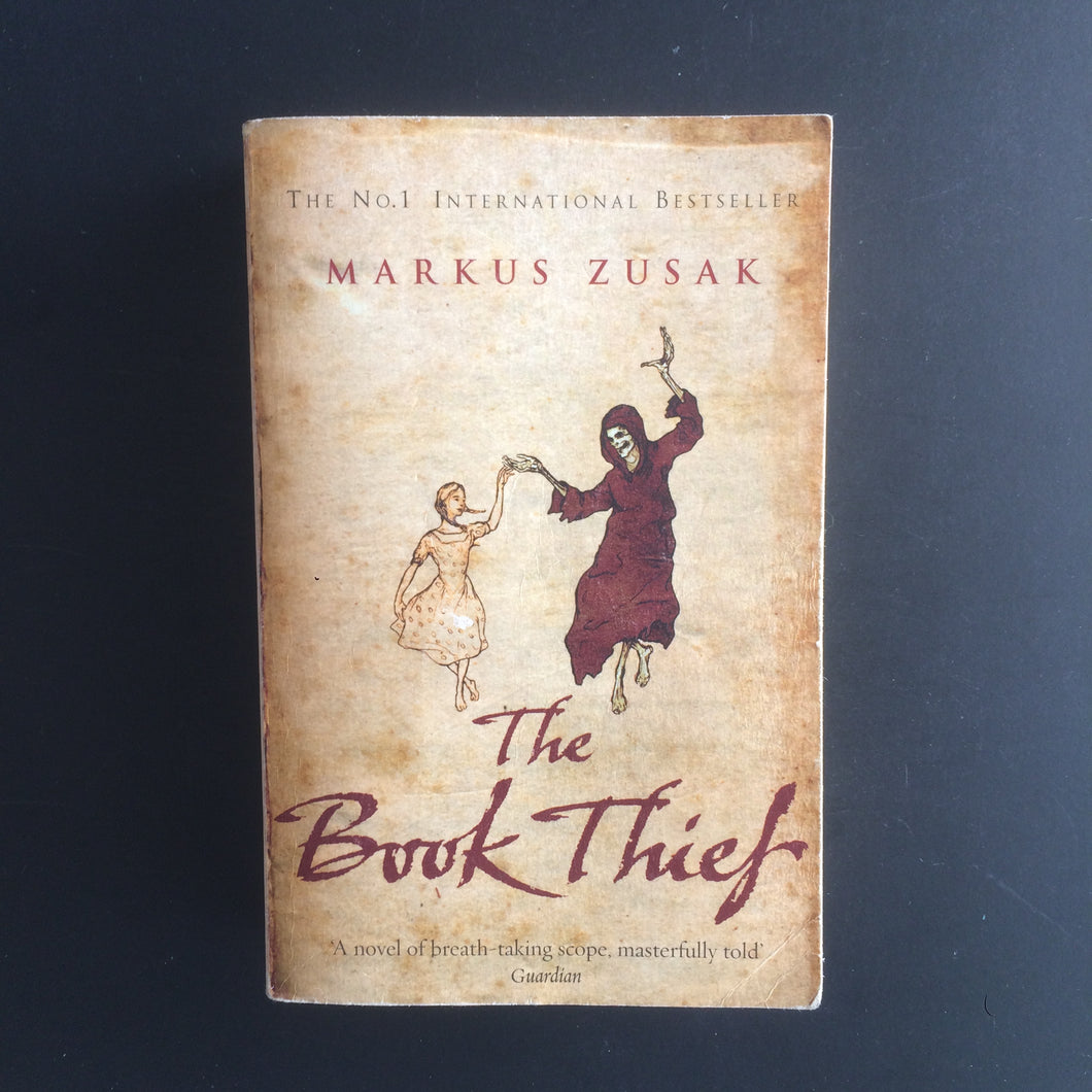 Marcus Zusak - The Book Thief