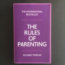 Load image into Gallery viewer, Richard Templar - The Rules of Parenting