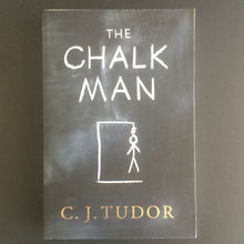 Load image into Gallery viewer, C.J. Tudor - The Chalk Man