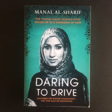 Load image into Gallery viewer, Manal Al-Sharaf - Daring to Drive