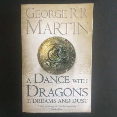 George R.R. Martin - A Dance With Dragons 1: Dreams and Dust