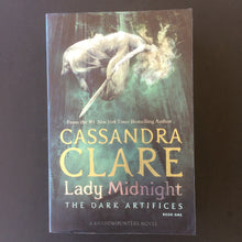 Load image into Gallery viewer, Cassandra Clare - Lady Midnight