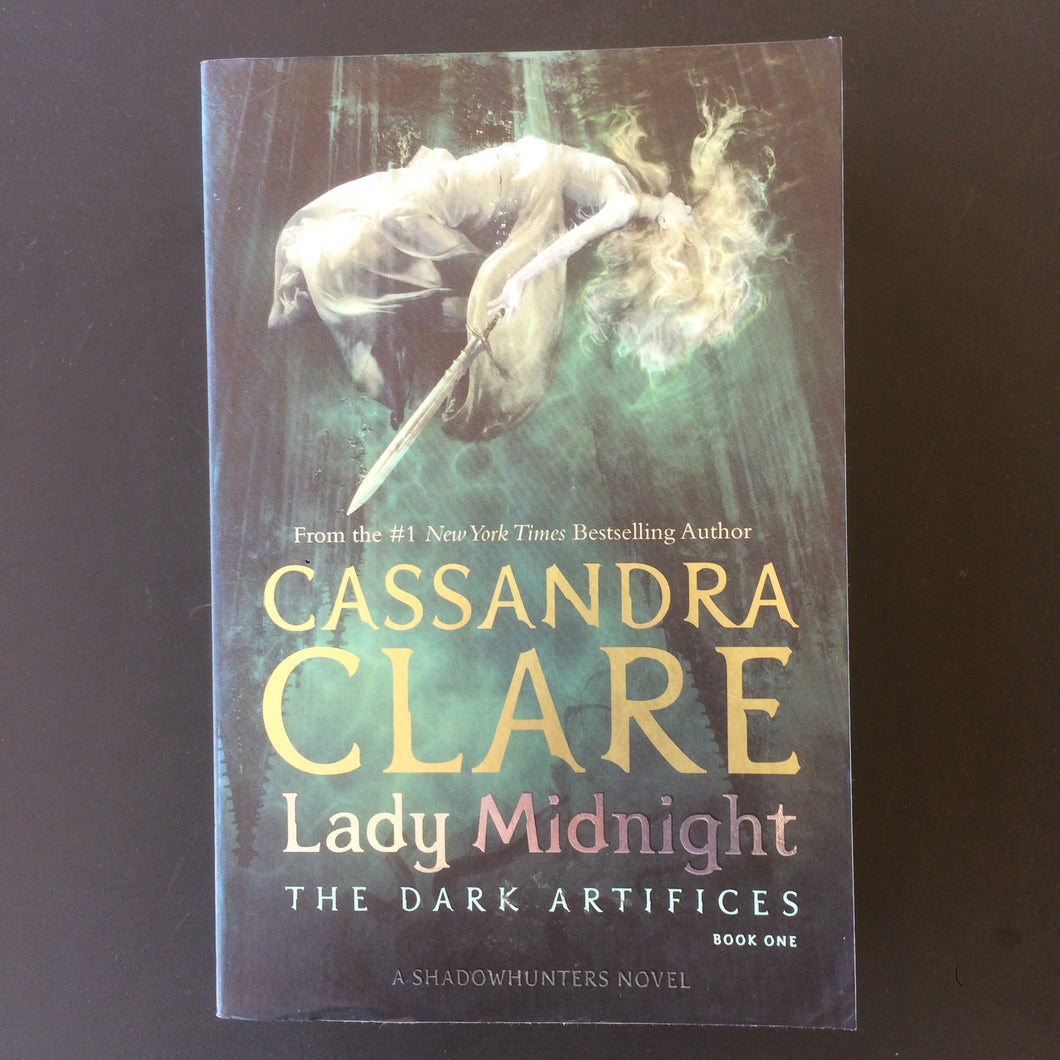 Cassandra Clare - Lady Midnight