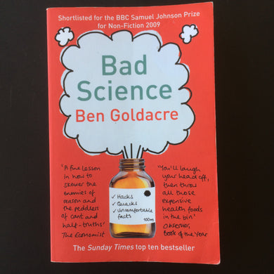 Ben Goldare - Bad Science