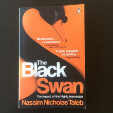 Load image into Gallery viewer, Nassim Nicholas Taleb - The Black Swan