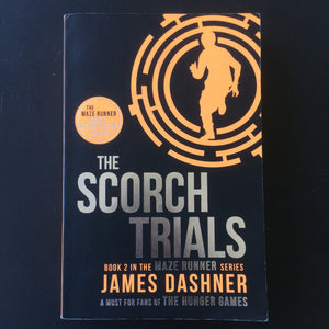 James Dashner - The Maze Runner Series (4 books)
