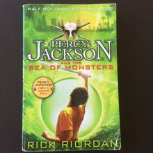 Load image into Gallery viewer, Rick Riordan - Percy Jackson series