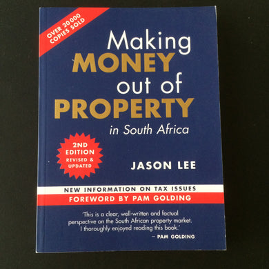 Jason Lee - Making Money Out of Property In South Africa
