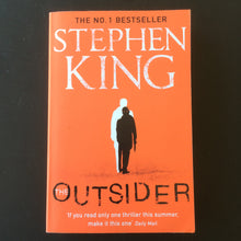 Load image into Gallery viewer, Stephen King - The Outsider