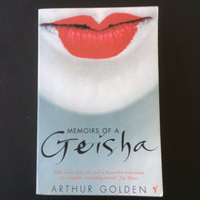 Load image into Gallery viewer, Arthur Golden - Memoirs of A Geisha