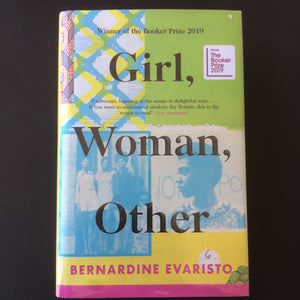 Bernadine Evaristo - Girl, Woman, Other