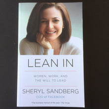 Load image into Gallery viewer, Sheryl Sandberg - Lean In