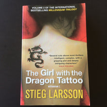 Load image into Gallery viewer, Stieg Larrson - The Girl With the Dragon Tattoo