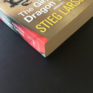 Stieg Larrson - The Girl With the Dragon Tattoo