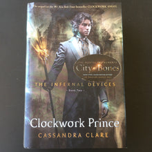 Load image into Gallery viewer, Cassandra Clare - Clockwork Prince