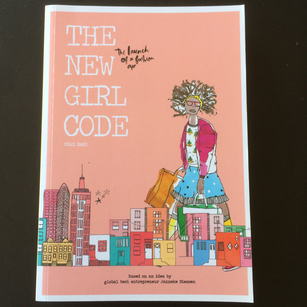 Niki Smit - The New Girl Code