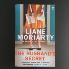 Load image into Gallery viewer, Liane Moriarty - The Husband's Secret
