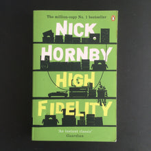 Load image into Gallery viewer, Nick Hornby - High Fidelity