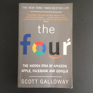 Scott Galloway - The Four