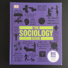 Load image into Gallery viewer, The Sociology Book
