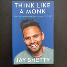 Load image into Gallery viewer, Jay Shetty - Think Like A Monk
