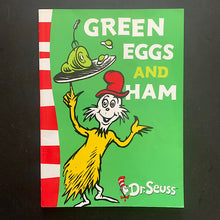 Load image into Gallery viewer, Dr Seuss - Green Eggs and Ham