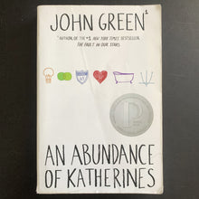 Load image into Gallery viewer, John Green - An Abundance of Katherines