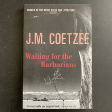 Load image into Gallery viewer, J.M. Coetzee - Waiting for the Barbarians