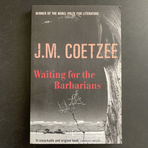 J.M. Coetzee - Waiting for the Barbarians