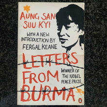 Load image into Gallery viewer, Aung San Suu Kyi - Letters from Burma